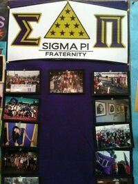 Sigma Pi Board