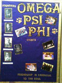 Omega Psi Phi Board