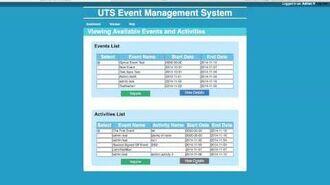 Register for Activity