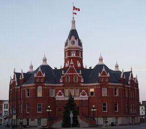 Stratford City Hall