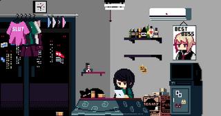 Jill's base room