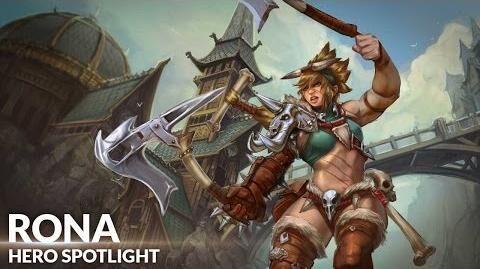 Rona Hero Spotlight