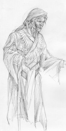 Tayledras sketch