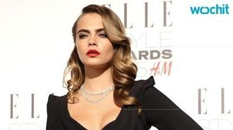 Cara Delevingne to Star in Luc Besson's Valerian