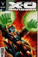 X-O Manowar Vol 3 17