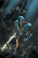 X-O Manowar Vol 3 11 Crain Variant Textless
