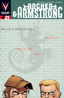 Archer and Armstrong Vol 2 21