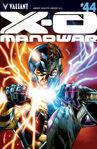 X-O Manowar Vol 3 44