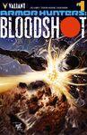 Armor Hunters Bloodshot Vol 1 1