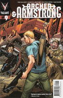 Archer and Armstrong Vol 2 9