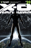 X-O Manowar Vol 3 39 Peeples Variant