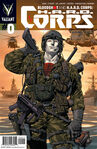 Bloodshot and HARD Corps HARD Corps Vol 1 0