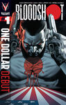 One Dollar Debut Bloodshot Vol 1 1