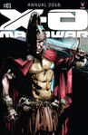 X-O Manowar Annual 2016 Vol 1 1