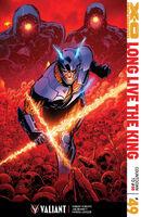 X-O Manowar Vol 3 49 Jimenez Variant