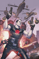 Bloodshot and HARD Corps Vol 1 20 Molina Variant Textless