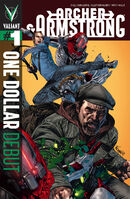 One Dollar Debut Archer and Armstrong Vol 1 1
