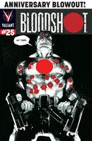 Bloodshot Vol 3 25 Albuquerque Variant