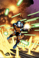 X-O Manowar Vol 3 46 ChrisCross Variant Textless