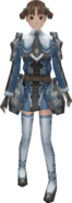 VC2 Aisha CG Model