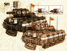 Imperial Medium Tanks