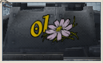 No.1's Flower - Tank Seal