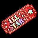 LR All-Star★Summon Ticket