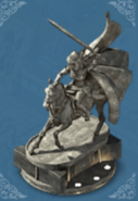 Champion Statue