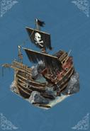 Pirate Ship Wreck