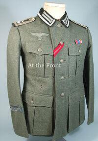 German Wehrmacht Soldier Uniform
