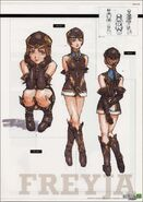 Valkyrie Profile-Material Collection Artbook 091