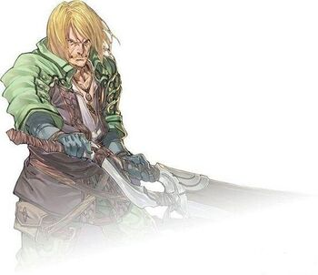 Valkyrie profile Gwendal