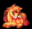 Peaches n Cream Unicorn