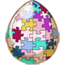 Puzzle Alicorn Egg