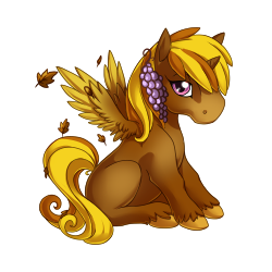 File:Autumn Alicorn Baby.png