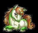 Caramel Apple Unicorn