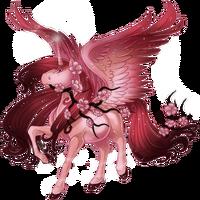 Sakura Spirit Alicorn