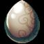Crystal Gem Pegasus Egg Pearl