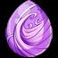 Lavender Unicorn Egg