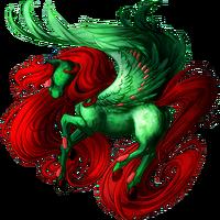Jade Statue Pegasus V2
