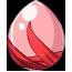 Strawberry Avalanche Pegasus Egg