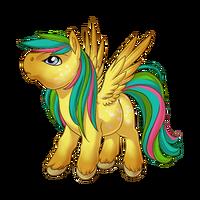 Spring Meadow Pegasus Baby