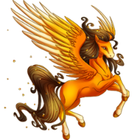 Apple Blossom Pegasus