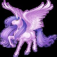 Lilac Alicorn
