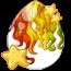 Celestial Rainbow Paaefarin Egg
