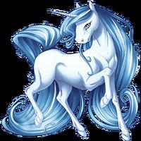 Frost Blue Unicorn V2