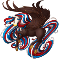 Proud Emblem Pegasus V2