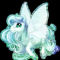 Solstice Spirit Spring Fairy Glacial Ice