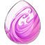 Pink Unicorn Egg