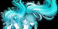 Aquamarine Unicorn